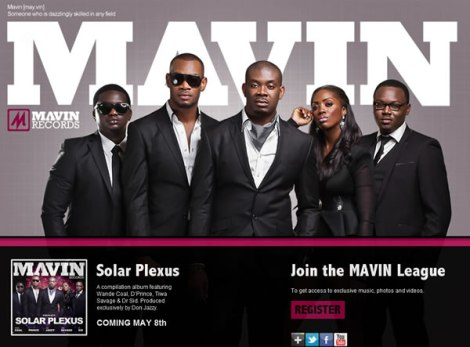 Don Jazzy Introduces MAVIN | AceWorldTeam.com
