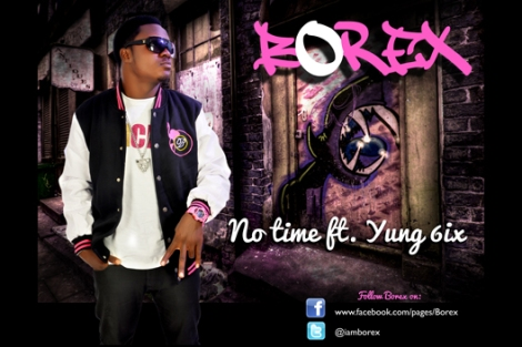 Borex ft. yung6ix - NO TIME | AceWorldTeam.com