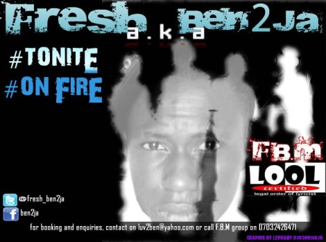 Fresh a.k.a Ben2Ja - On Fire + Tonite | AceWorldTeam.com