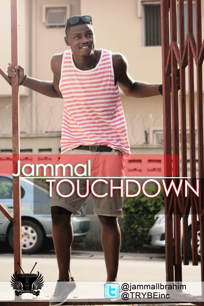 Jammal ft. GeniuZz - Touch Down [produced by Xwit]   AceWorldTeam.com