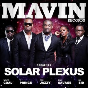 The MAVINs - SOLAR PLEXUS