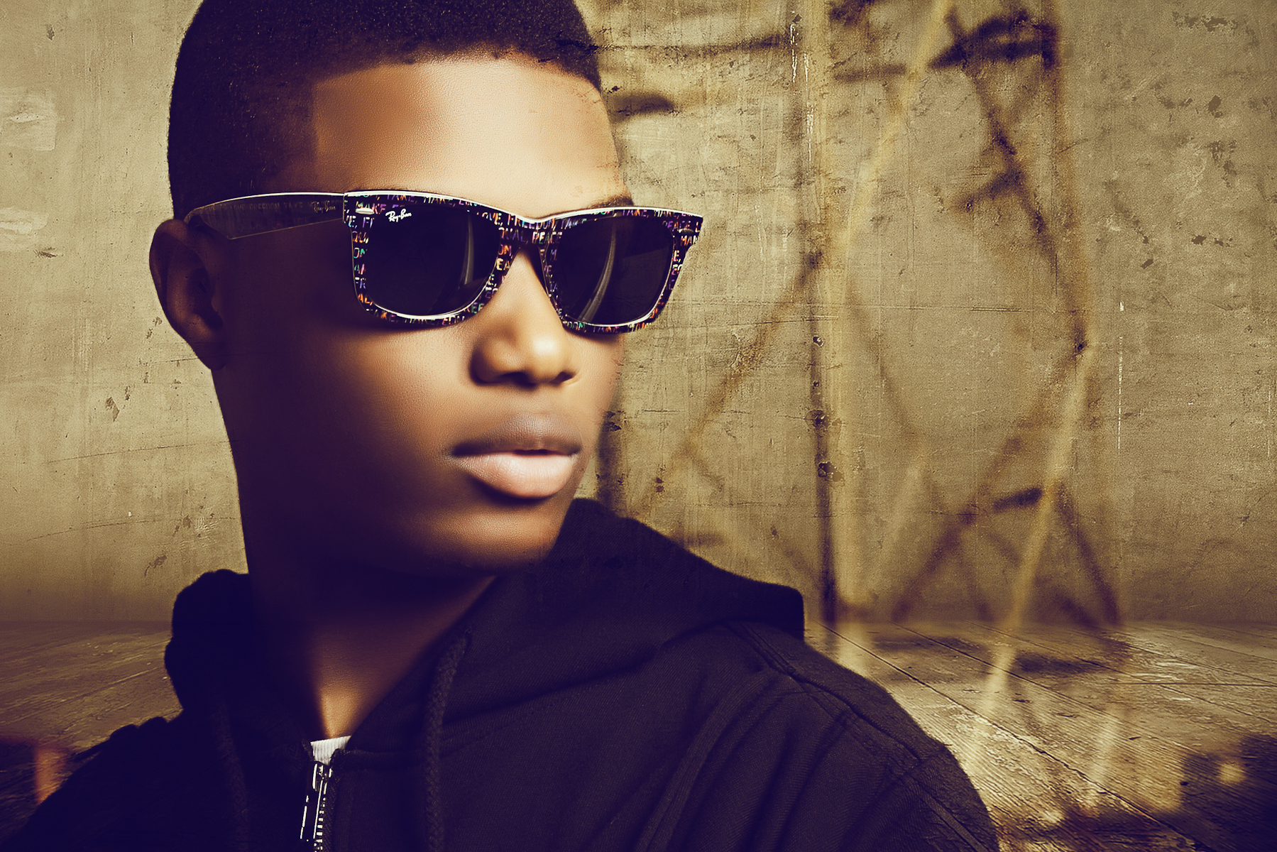 Wizkid - TURN ON THE LIGHTS [a Future cover] • AceWorldTEAM