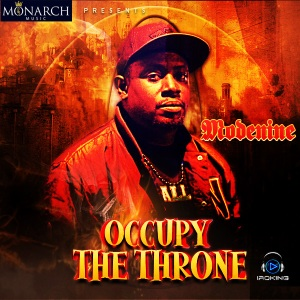 MODE NINE_Occupy The Throne Front