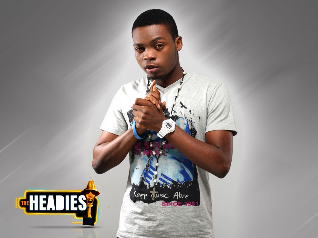 Olamide voice of the street prod by tyron