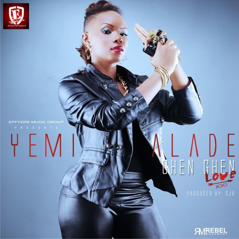 Yemi Alade Ghen Ghen Love Artwork | AceWorldTeam.com
