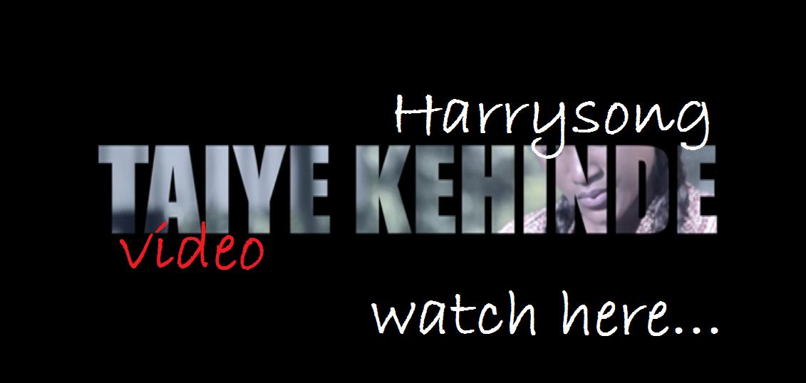 Harrysong - Taiye Kehinde | AceWorldTeam.com