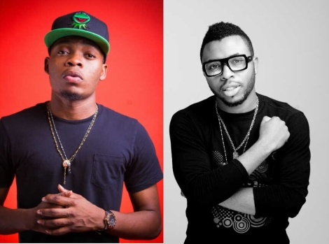 Olamide and Samklef | AceWorldTeam.com