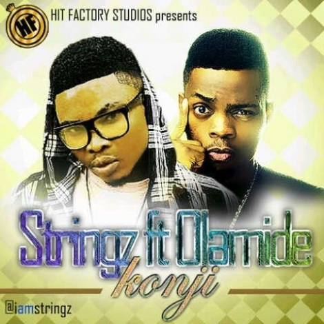 Stringz ft. Olamide - Konji Artwork | AceWorldTeam.com