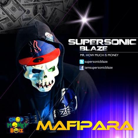 Supersonic Blaze - Mafipara | AceWorldTeam.com
