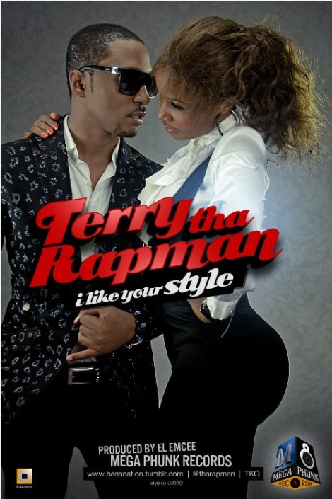 Terry tha Rapman - I LIKE YOUR STYLE [prod. by El Emcee] ArtWork | AceWorldTeam.com