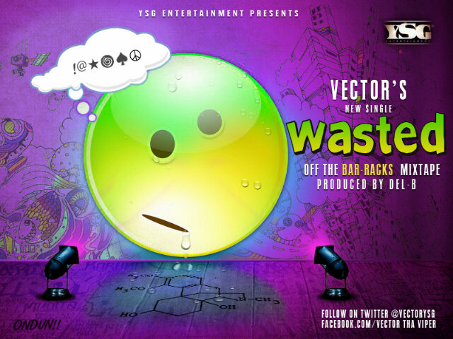 Vector - Wasted [prod. by Del' B] | AceWorldTeam.com