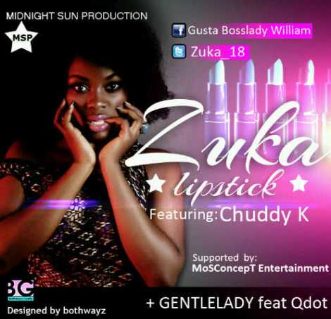 Zuka ft. Chuddy K - Lipstick Artwork | AceWorldTeam.com
