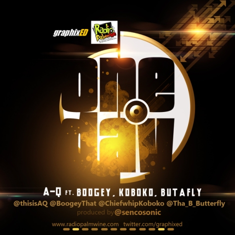 A-Q ft. Boogey, Koboko & Butafly - One Day [Prod. By Sencosonic] Artwork | AceWorldTeam.com