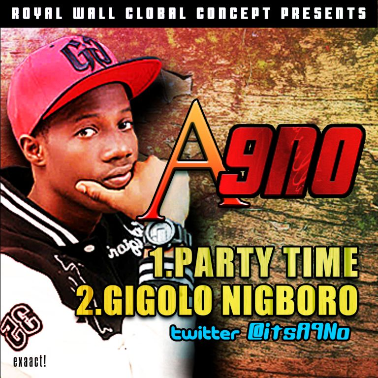 A9NO - Gigolo Nigboro + Party Time Artwork | AceWorldTeam.com