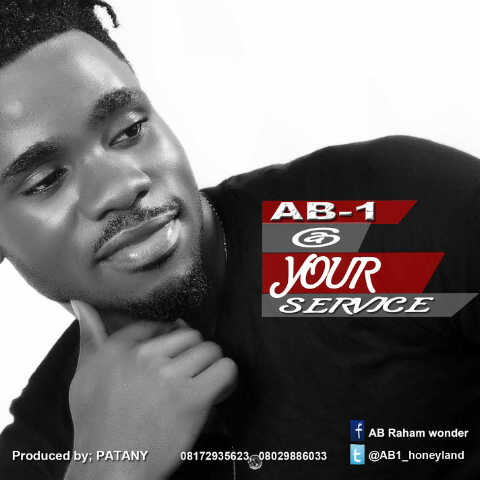 AB-1 - @ Your Service [prod. by Patany] Artwork | AceWorldTeam.com