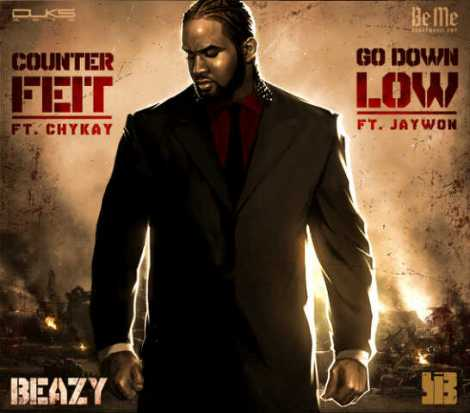 Beazy - Counterfeit ft. Chykay + Go Down Low ft. Jaywon Artwork | AceWorldTeam.com