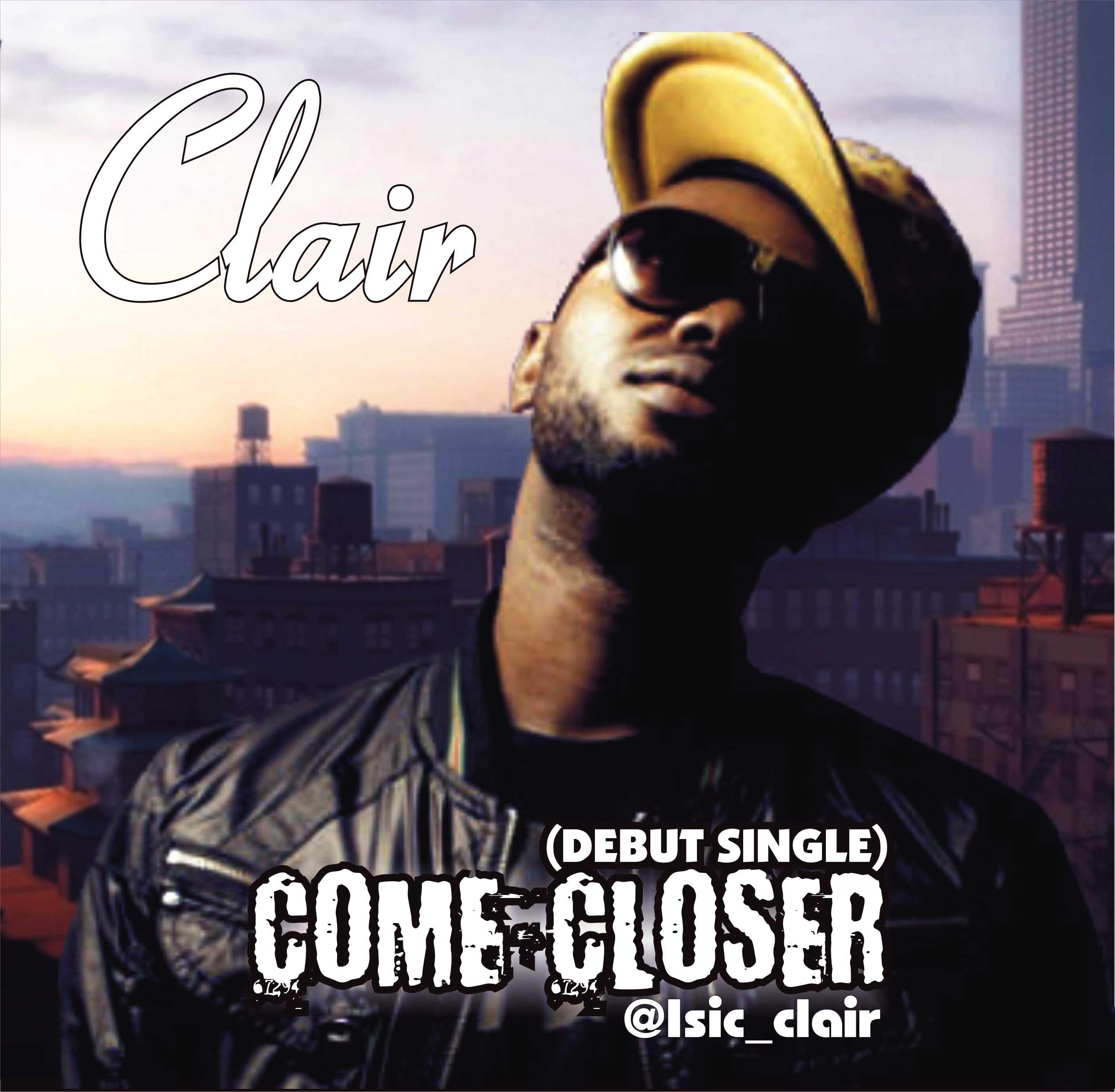 Clair - Come Closer [Prod. by Stidman] Artwork   AceWorldTeam.com