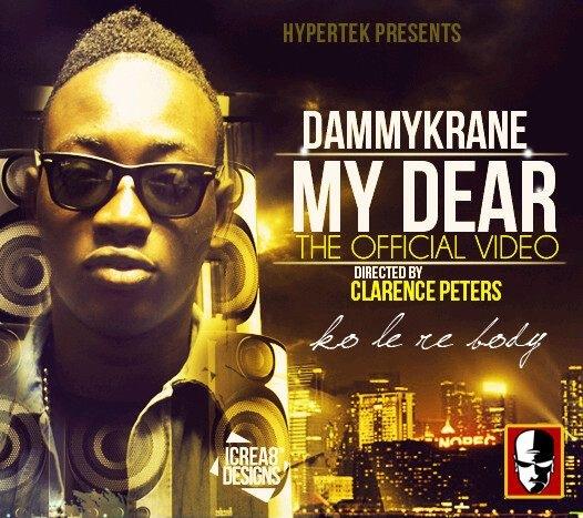 Dammy Krane - MY DEAR [Official Video]  Artwork | AceWorldTeam.com
