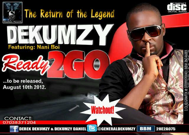 Dekumzy ft. Nani Boi - Ready 2 Go Artwork | AceWorldTeam.com