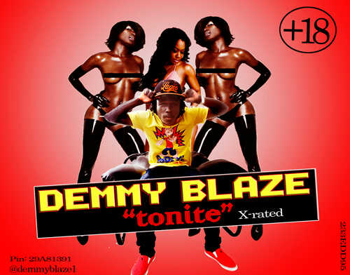 Demmy Blaze - Tonite Artwork   AceWorldTeam.com
