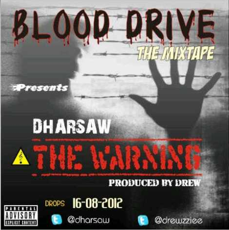 Dharsaw - The Warning [prod. by Drew] Artwork | AceWorldTeam.com