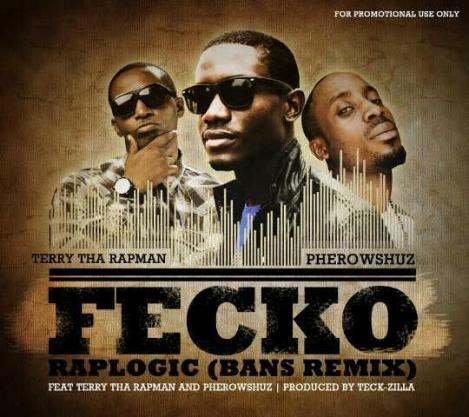 Fecko ft. Terry tha Rapman & Pherowshuz - Raplogic | AceWorldTeam.com