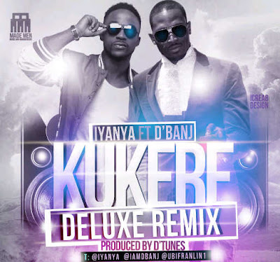 Iyanya ft. D'banj - Kekere [Official Remix] Artwork | AceWorldTeam.com
