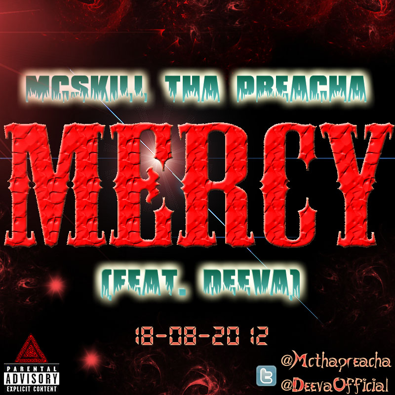 MCskill ThaPreacha ft. Deeva - Mercy [a Kanye West cover] Artwork | AceWorldTeam.com