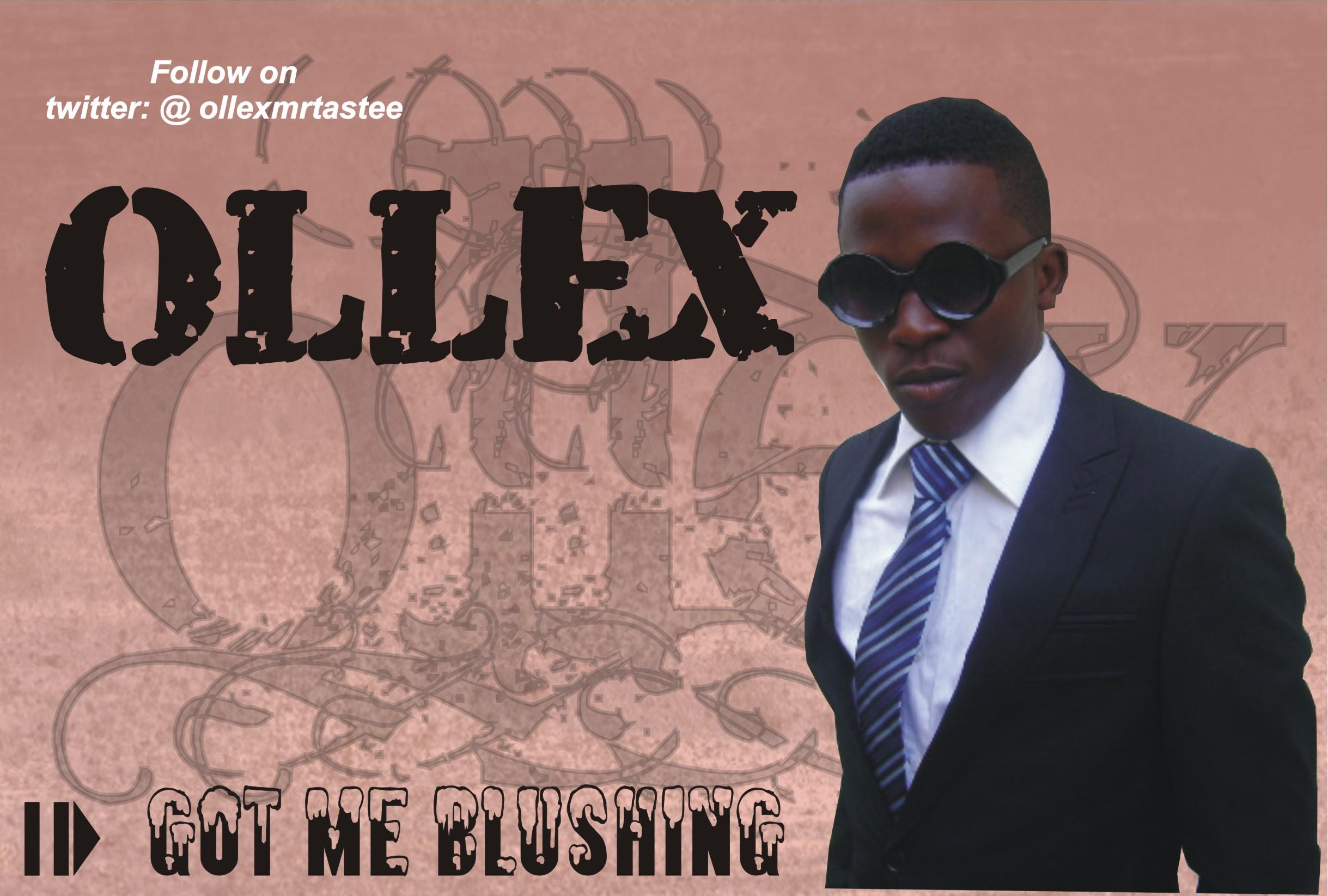 Ollex - Got Me Blushing [prod. by Don Pauleon] Artwork | AceWorldTeam.com