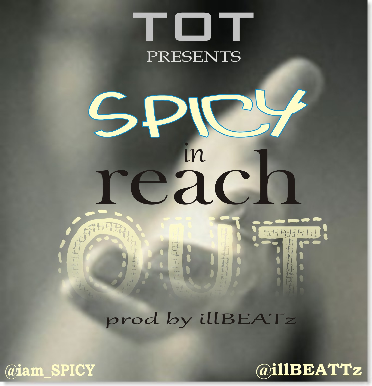 Spicy - Reach Out [prod. by illBEATz] Artwork | AceWorldTeam.com