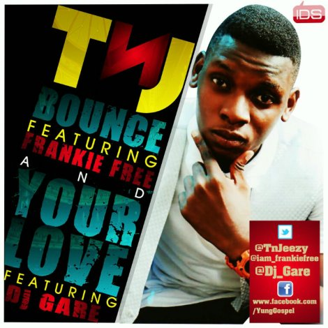 TnJ - BOUNCE ft. Frankie Free + YOUR LOVE ft. Dj Garey Artwork | AceWorldTeam.com