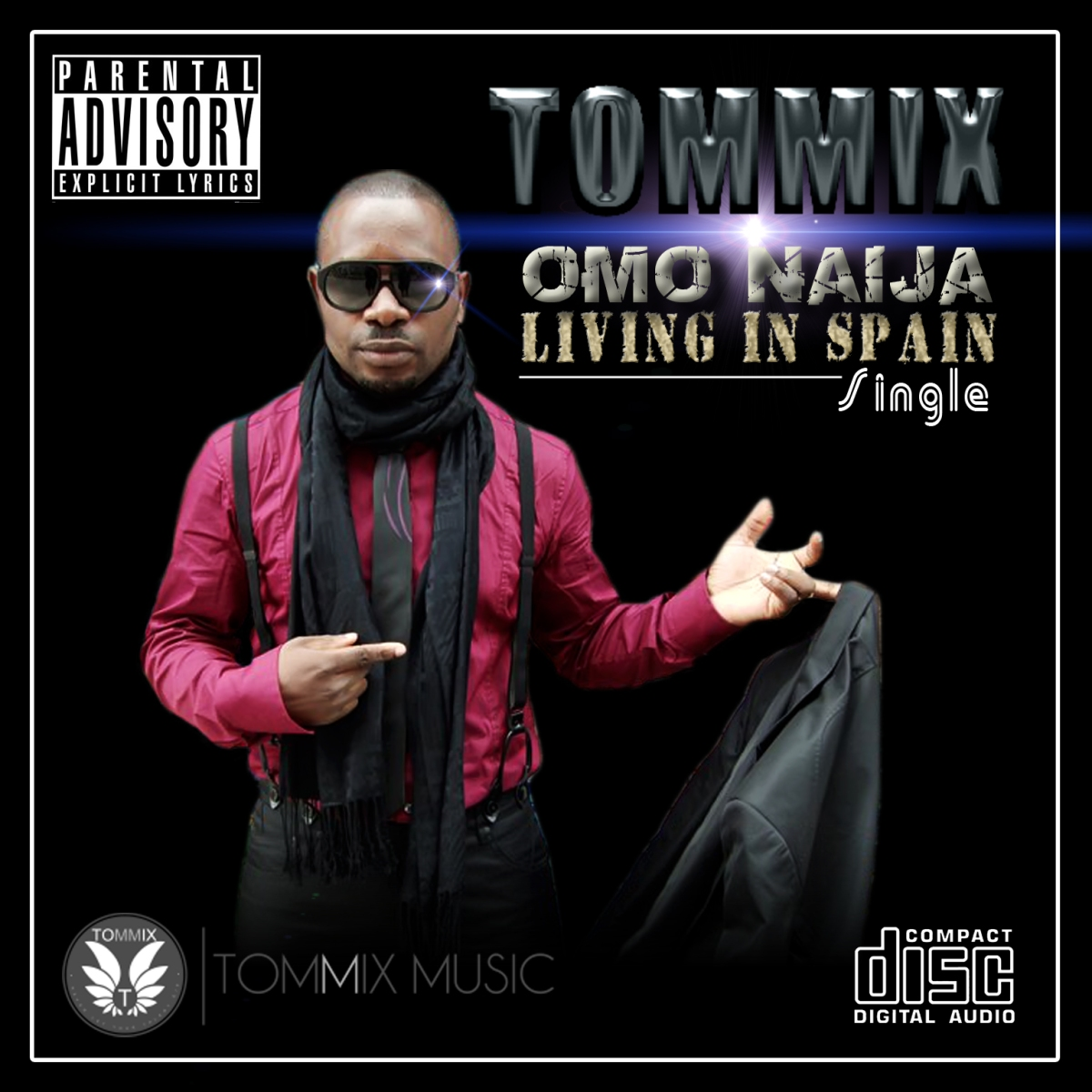 WORLD PREMIERE: Tommix - OMO NAIJA LIVING IN SPAIN [Audio + Video]