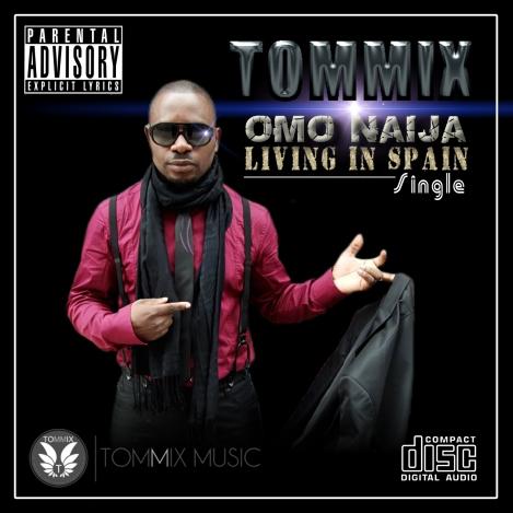 Tommix - Omo Naija Living in Spain Artwork | AceWorldTeam.com