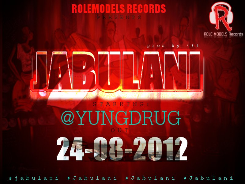 Yung Drug - Jabulani Artwork | AceWorldTeam.com