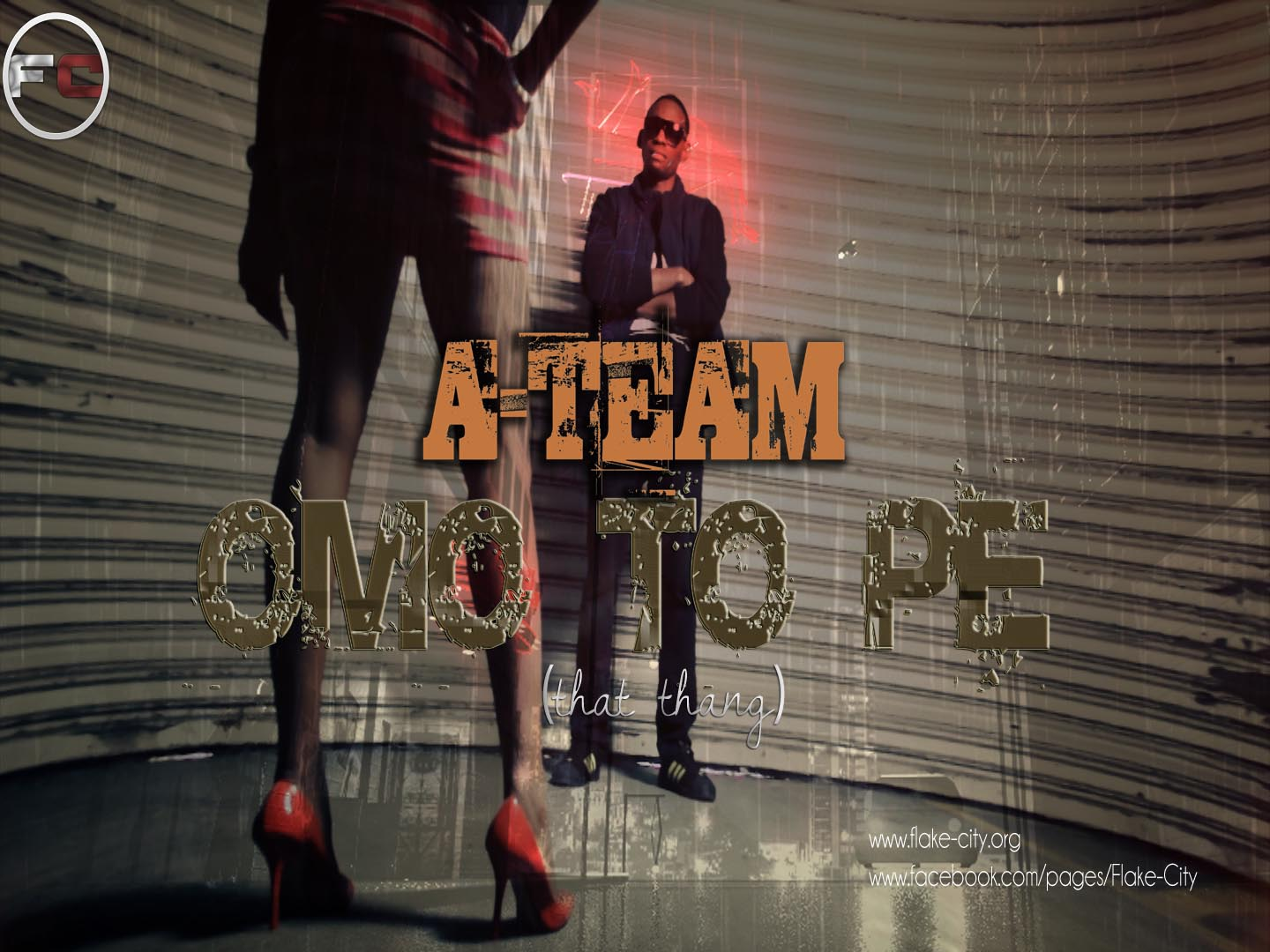 A-Team Omo To Pe Artwork | AceWorldTeam.com