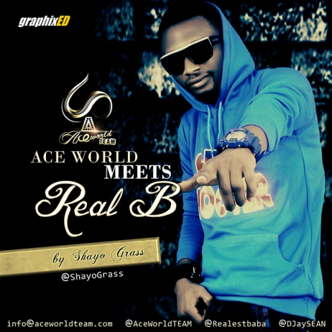 AceWorldTEAM Meets Real B ...by Shayo Grass Artwork | AceWorldTeam.com