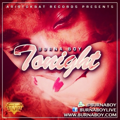 Burna Boy - Tonight Artwork | AceWorldTeam.com