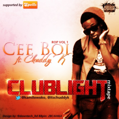Cee Boi - CLUB LIGHT [a Chuddy K cover] Artwork | AceWorldTeam.com