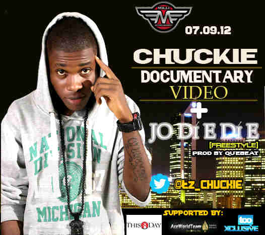 Chuckie - The Rise + Jo Di E Di E Artwork | AceWorldTeam.com