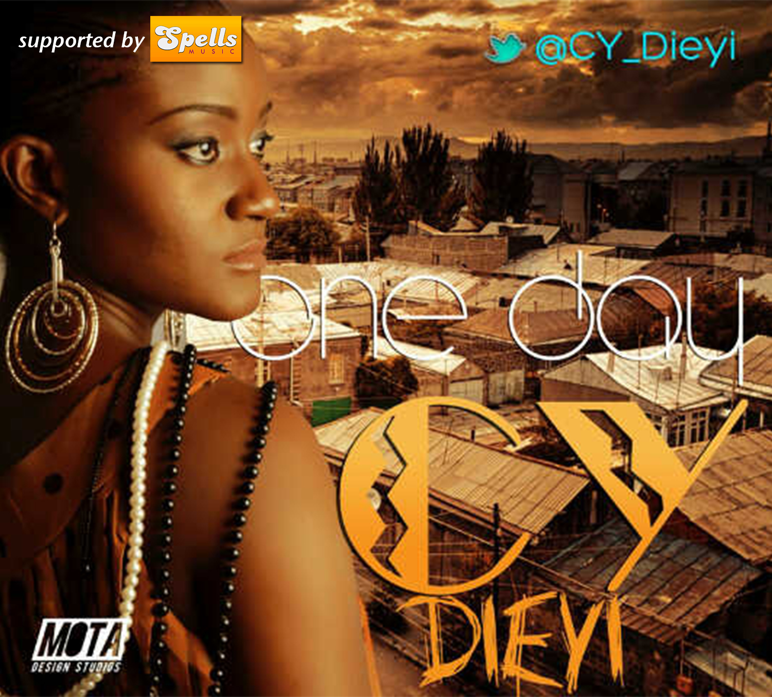 CY Dieyi - One Day Artwork | AceWorldTeam.com
