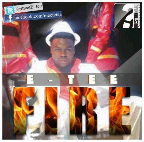 E-Tee - Fire Artwork | AceWorldTeam.com