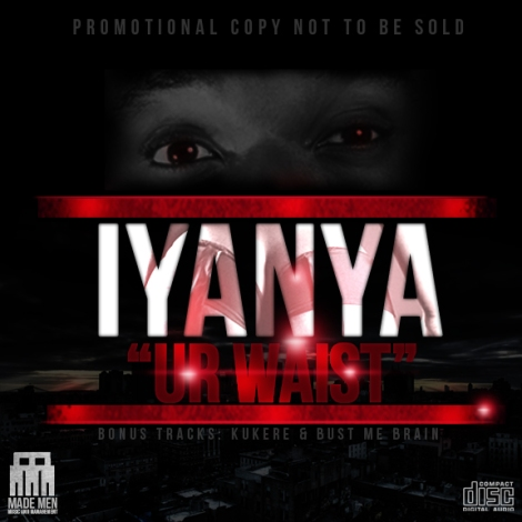 Iyanya ft. Emma Nyra - Ur Waist Artwork | AceWorldTeam.com