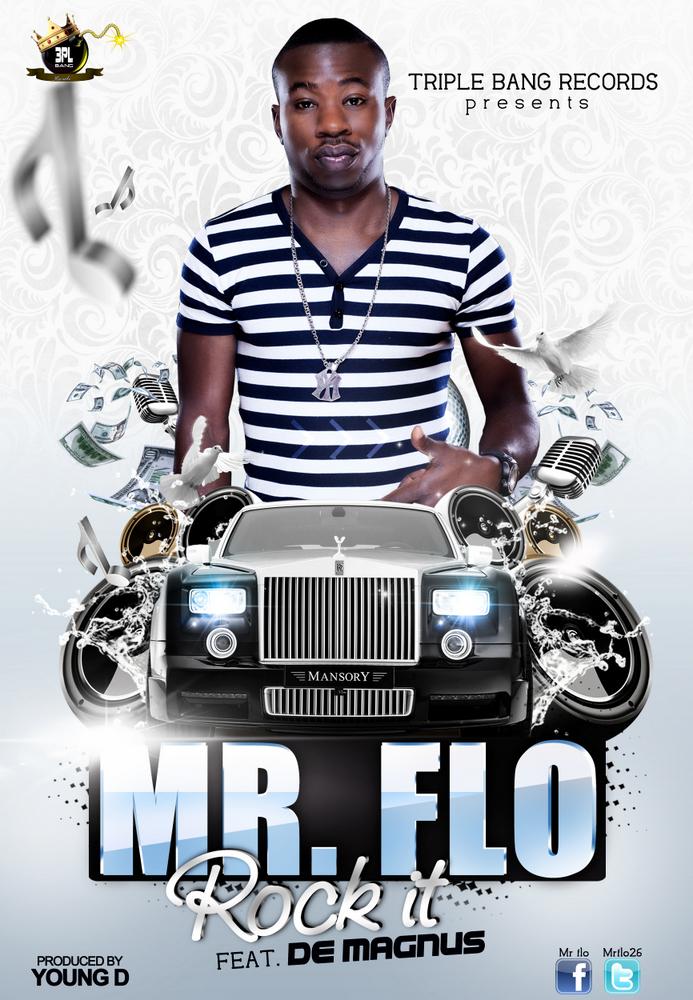 Mr. Flo ft. De Magnus - Rock It [prod. by Young D] Artwork   AceWorldTeam.com