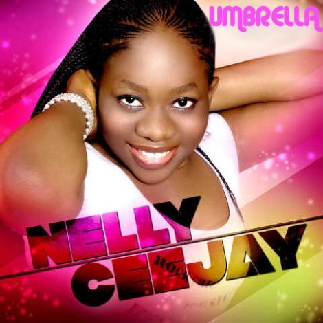 Nelly Ceejay - UMBRELLA Artwork | AceWorldTeam.com