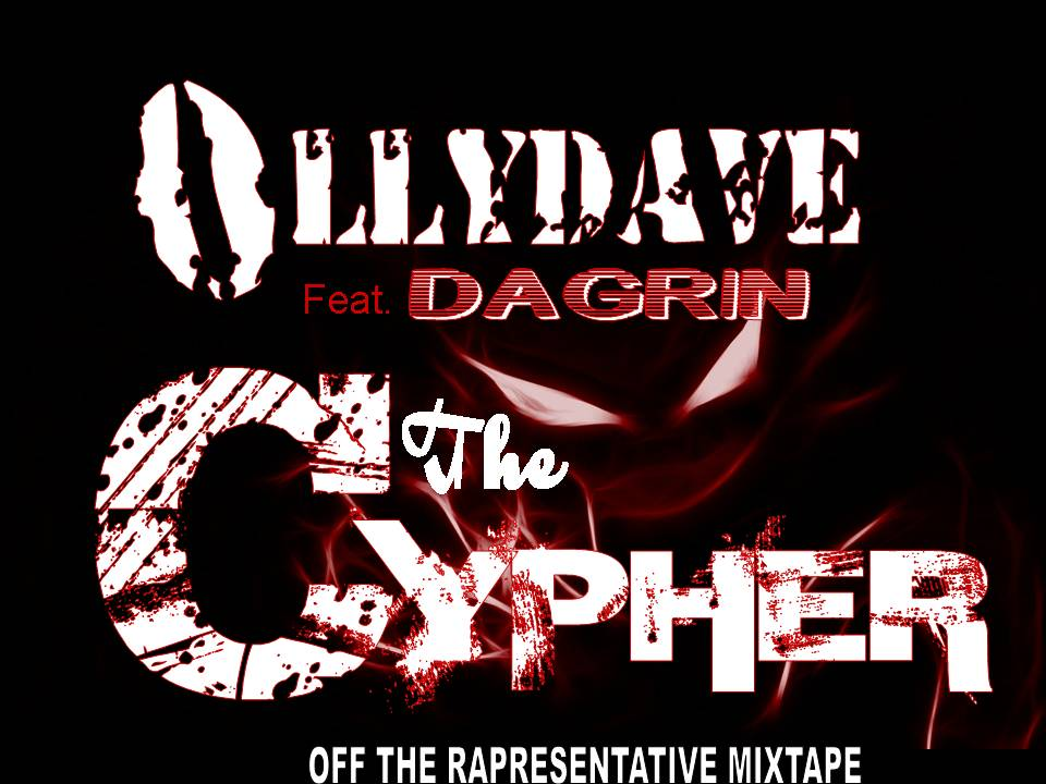 Ollydave ft. Dagrin - The Cypher Artwork | AceWorldTeam.com