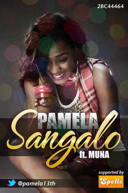 Pamela ft. Muna - Sangalo Remix Artwork | AceWorldTeam.com