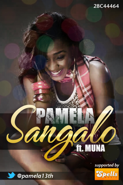 Pamela ft. Muna - Sangalo Remix Artwork | AceWorldTeam.com