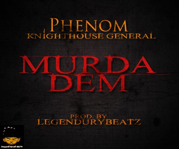 Phenom - Murda Dem [prod. by Legendury Beatz] Artwork | AceWorldTeam.com