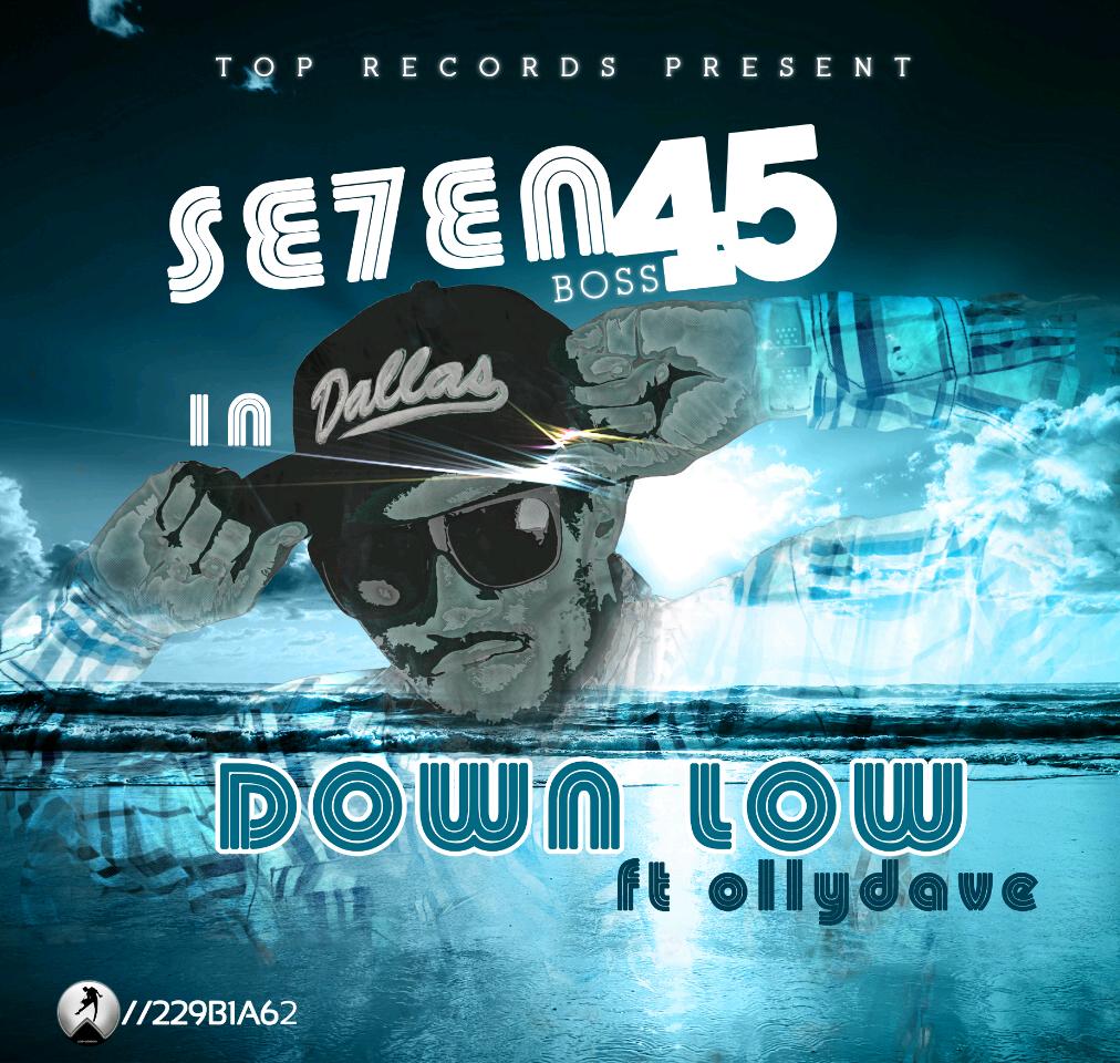 Se7en 45 ft. Ollydave - Down Low Artwork | AceWorldTeam.com