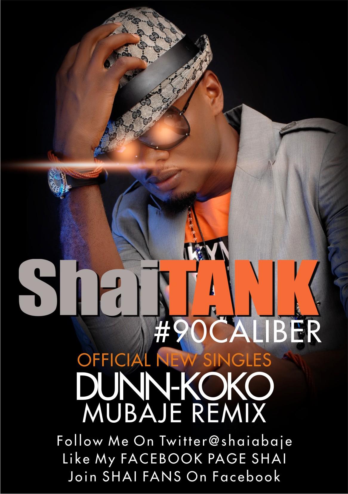 ShaiTANK - DUNN KOKO [prod. by Slim Beatz] + MUBAJE REMIX Artwork | AceWorldTeam.com